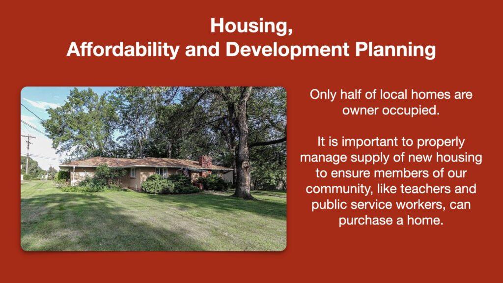 Tallis Longmont City Council Issues Housing